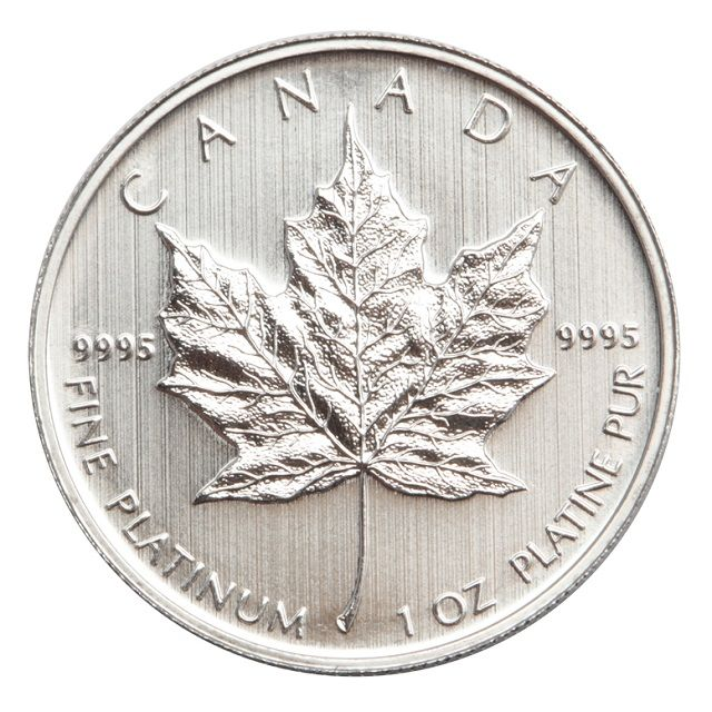 Platinum Bullion Coins and Bars