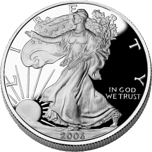 Silver bullion coins, buy Silver Singapore