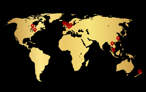 J. Rotbart & Co. offers a global Vault Storage Locations solution for your private storage needs.