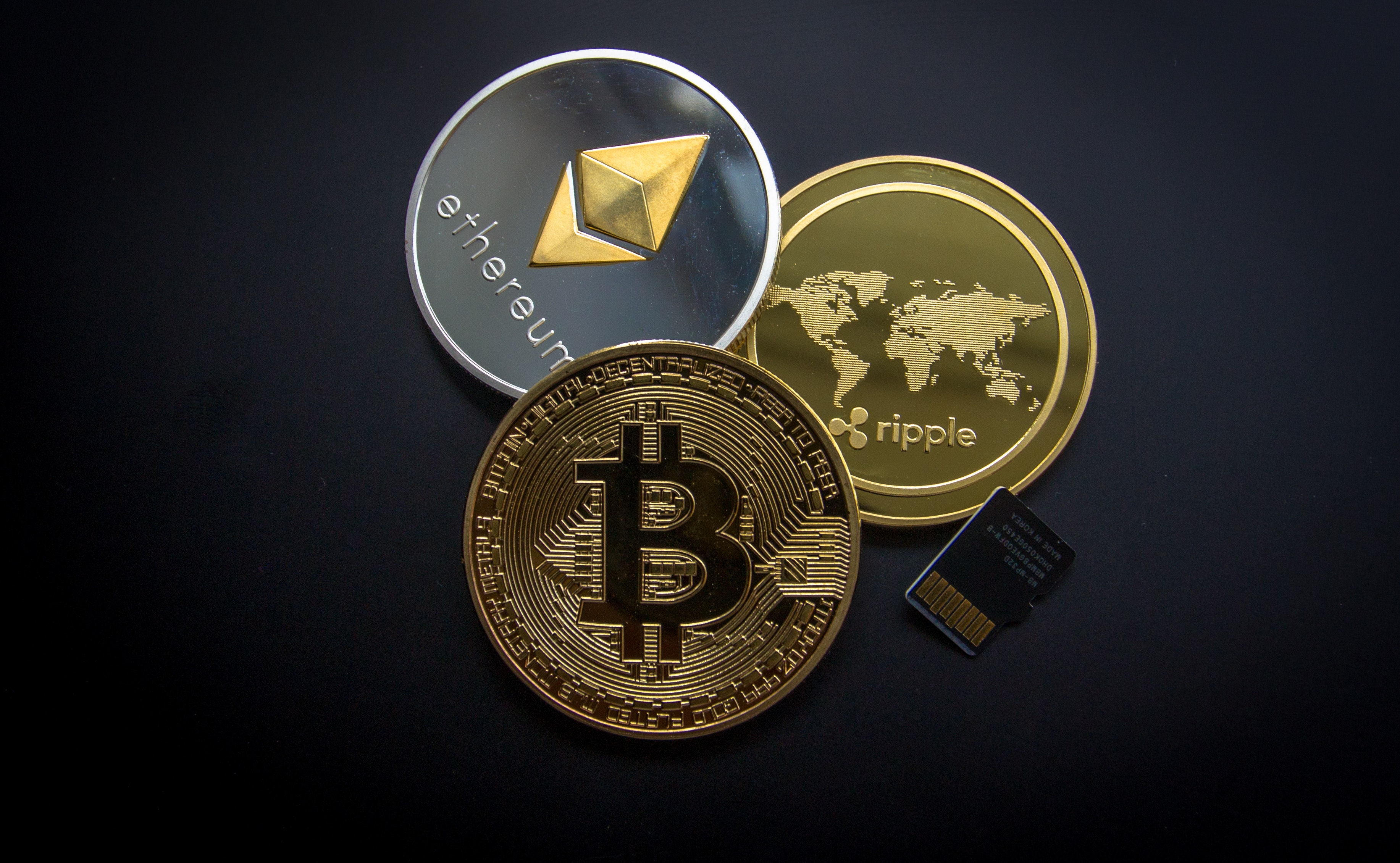Gold and Crypto Services Exchange