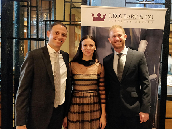 J. Rotbart - BDO partnership official launch event