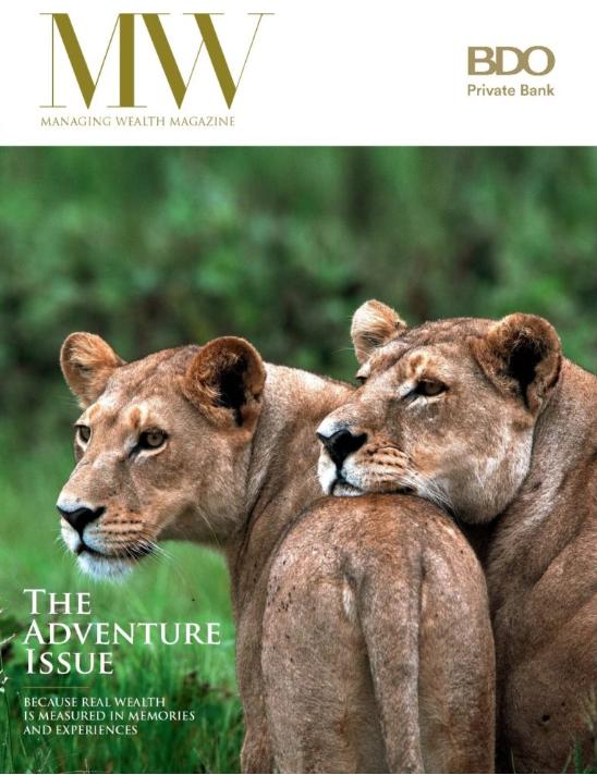 BDO_Private_Bank_Wealth_Magazine_Gold_Standard