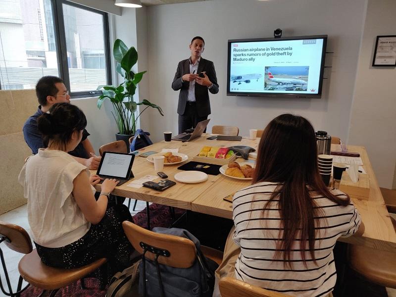 Financial Media Seminar