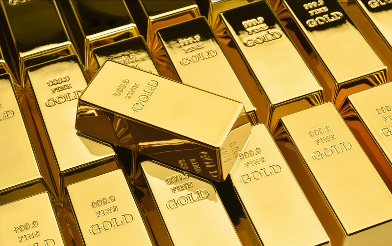 Gold Bullion weaponized as a hedge US dollar