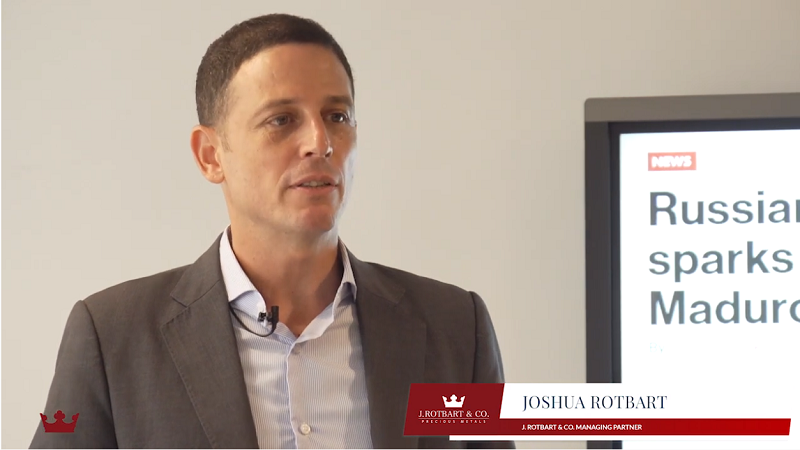 Joshua Rotbart Explains Why Investors Are Buying Gold