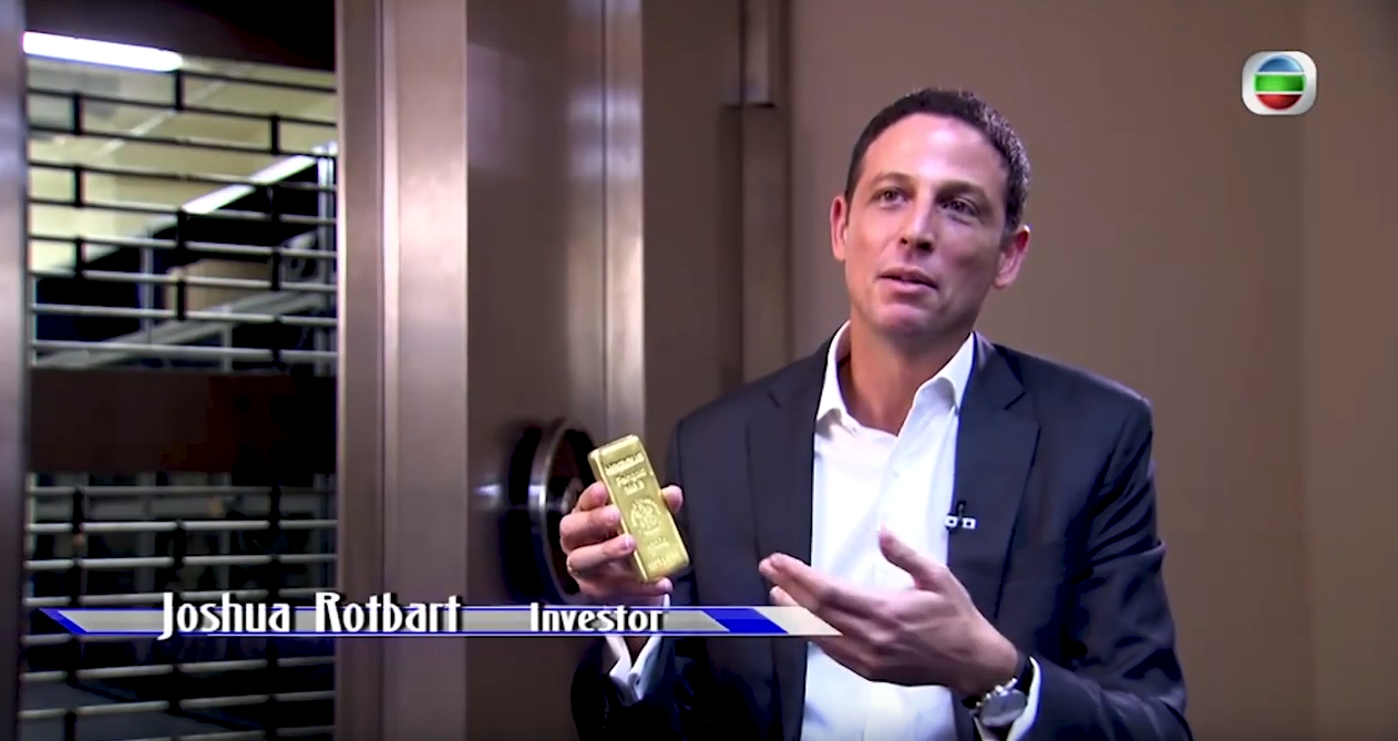 Joshua Rotbart Discusses Gold as an Investment with Pearl Magazine
