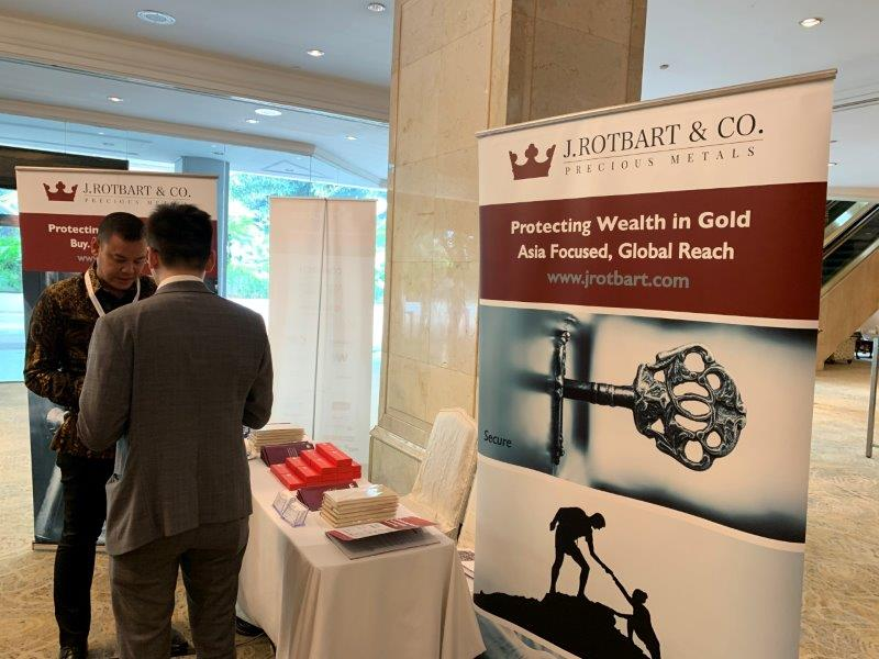 Discussing Gold at the Indonesian Wealth Management Forum