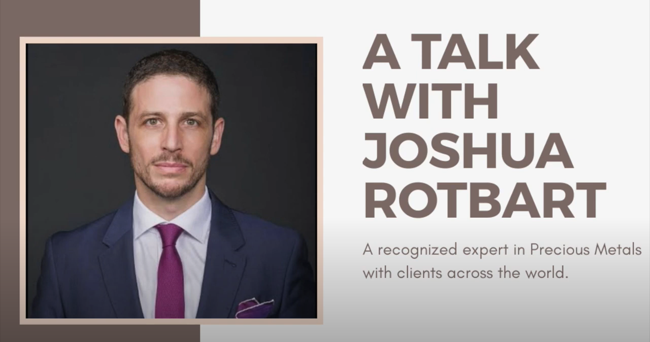 Moores Rowland, an audit and consulting firm, interviewed our Managing Partner, Joshua Rotbart, about securing an investment portfolio with gold