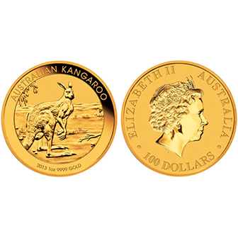 Australian Kangaroo (The Perth Mint)