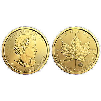 Canadian Maple (The Royal Canadian Mint)
