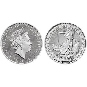 British Britannia (The Royal Mint)